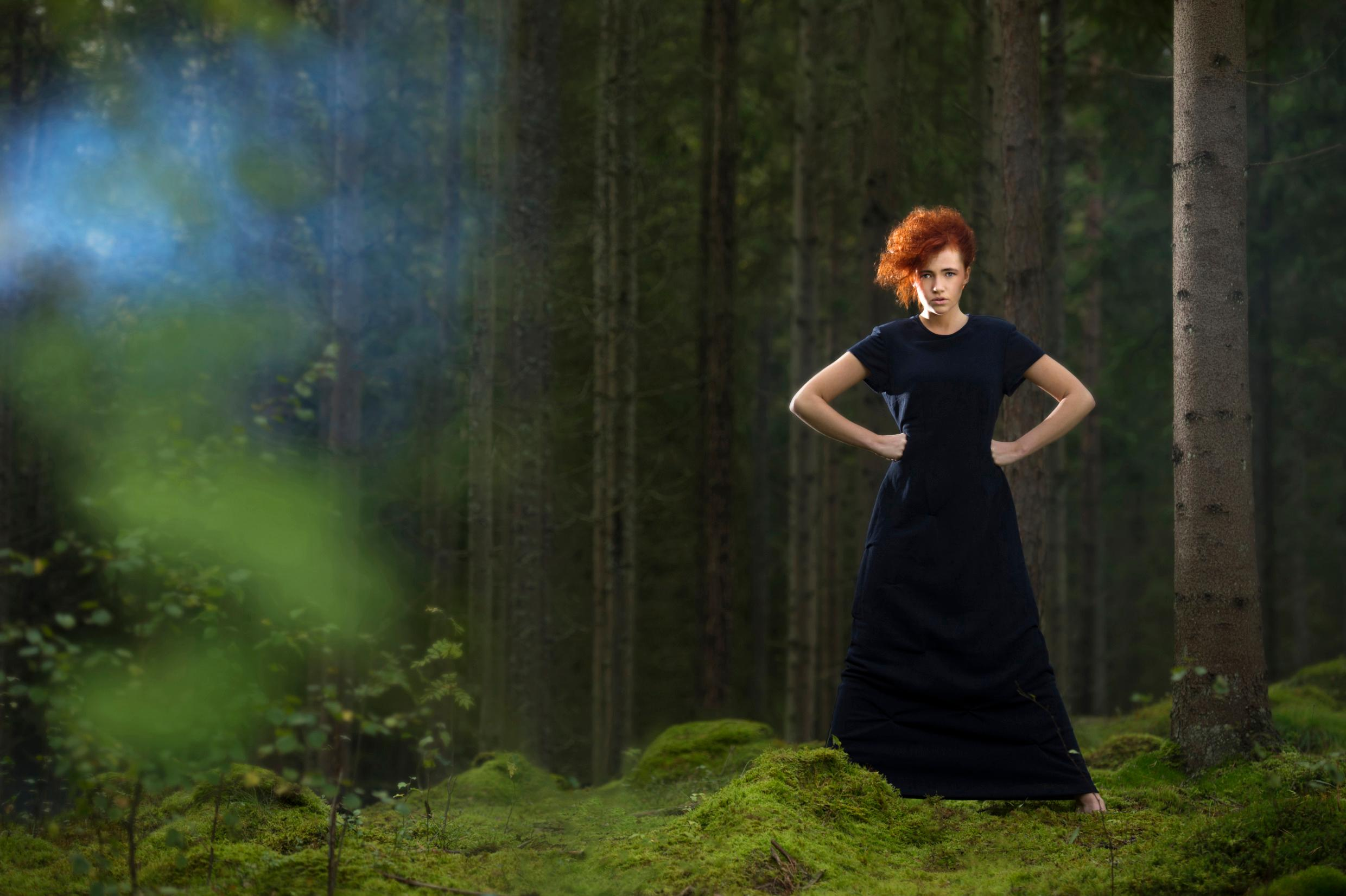 Fashion from forests